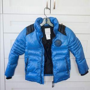 Boys DIESEL winter jacket - size 6